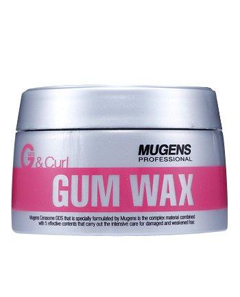 Mugens Gum Wax - Gets & Curl 3.17 oz