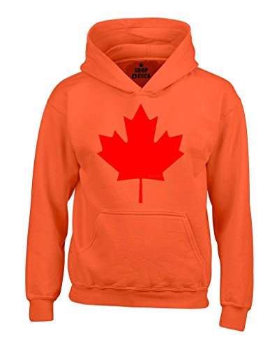 Shop4Ever Canada Maple Leaf Hoodies Proud Canadian Sweats...