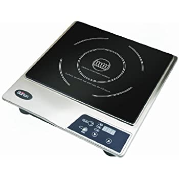 Max Burton 6200 Maxi Matic Deluxe 1800 Watt Induction Cooktop, Black