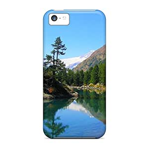 Lake Saoseo Case Compatible With Iphone 5c/ Hot Protection Case