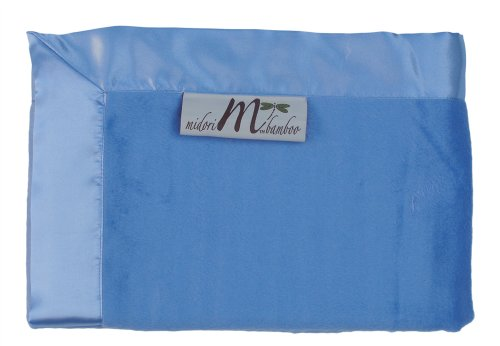 Midori Receiving Blanket, Sky - Cradle Bedding Trim