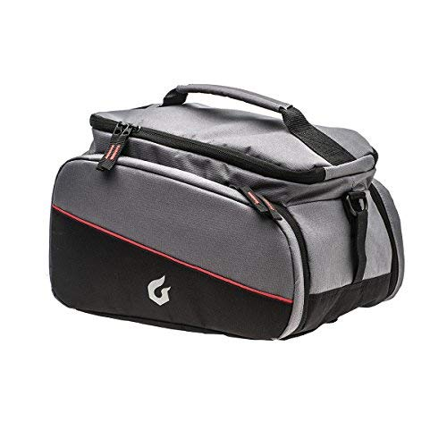 Blackburn Local Trunk Rack Top Bag Grey/Black, One Size