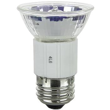 Sunlite 100MR16/MED/FL 100-Watt Halogen MR16 Medium Based Mini Reflector Bulb