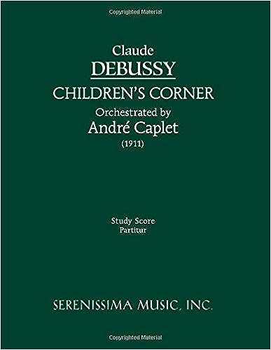 ((VERIFIED)) Children's Corner: Study Score. Cambios Mateus latest website which software