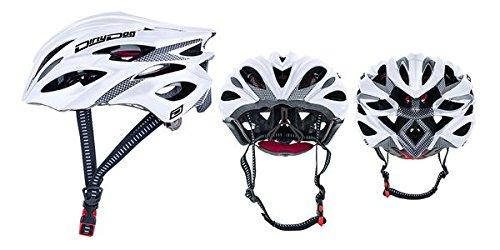 Dirty Dog Cycle Helmet Polaris Matte Weiß S-M-L 47018