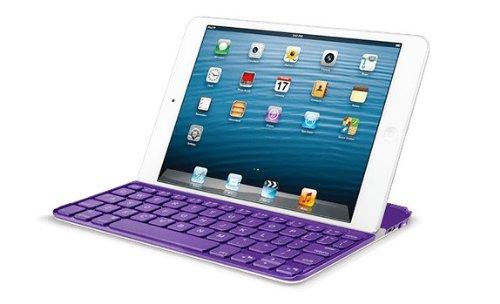 Logitech Ultrathin Keyboard Purple 920 005502