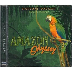 Price comparison product image AMAZON ODYSSEY: Natural Dreams (Music For Relaxation)