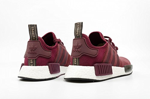 84e3772ae39a Adidas Women NMD Runner R1 (maroon   lusink) Size 8.5 US - Buy ...
