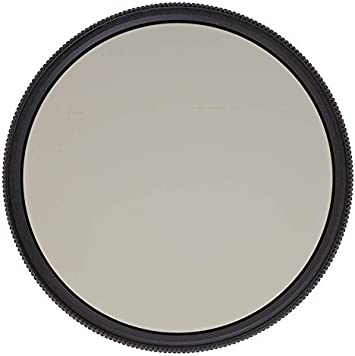 704962 Heliopan 49mm Slim High Transmission Circular Polarizer SH-PMC Filter with specialty Schott glass in floating brass ring