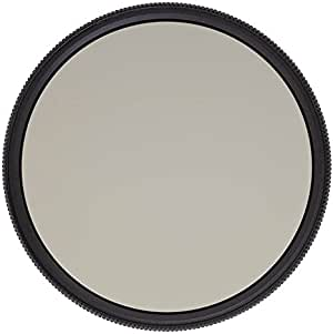 Heliopan 105mm Slim High Transmission Circular Polarizer SH-PMC Filter (710562) with specialty Schott glass in floating brass ring