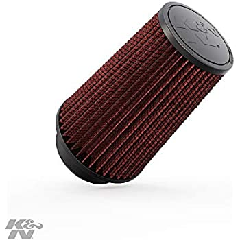 For Your K/&N RF-1045 Filter K/&N RF-1045DR Red Drycharger Filter Wrap