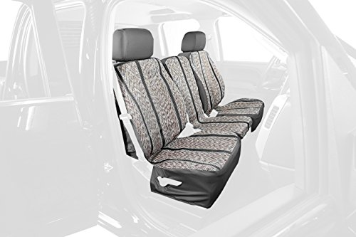 Saddleman Rear Custom Fit Seat Cover for Select Jeep Cher...