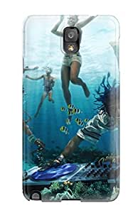 CcHkLfT14212QUotp Tpu Case Skin Protector For Galaxy Note 3 Water Cgi With Nice Appearance
