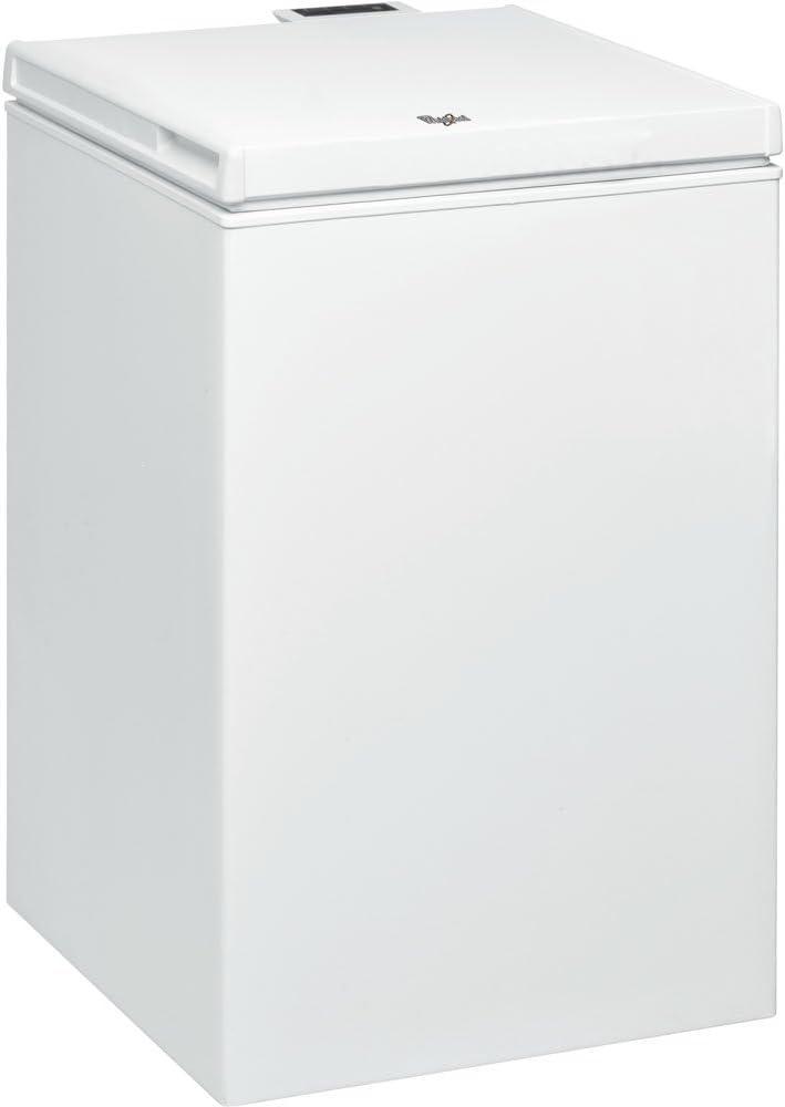 Whirlpool WHS1021 - Congelador (Baúl, 100 L, 9 kg/24h, SN-T, A+ ...