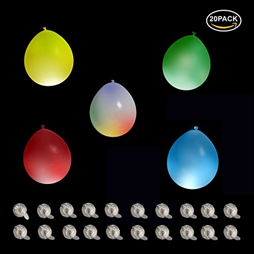 Flashing Led Lights For Balloons - 7