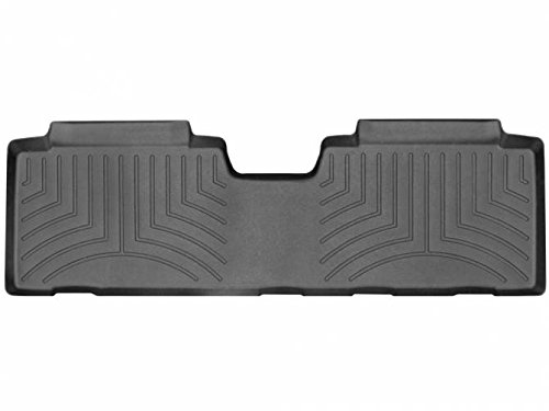 Equinox Weathertech Floor - WeatherTech DigitalFit 4411762 Second Row All Weather Custom Fit Floor Liners - Fits 2018 Chevrolet Equinox - Black