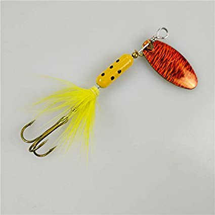 Amazon Com Winter Bass Lures Spoon Fishing Lures Set Sequin