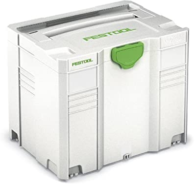 Festool 497566 Systainer SYS 4 Tool and Accessory Storage Unit by Festool