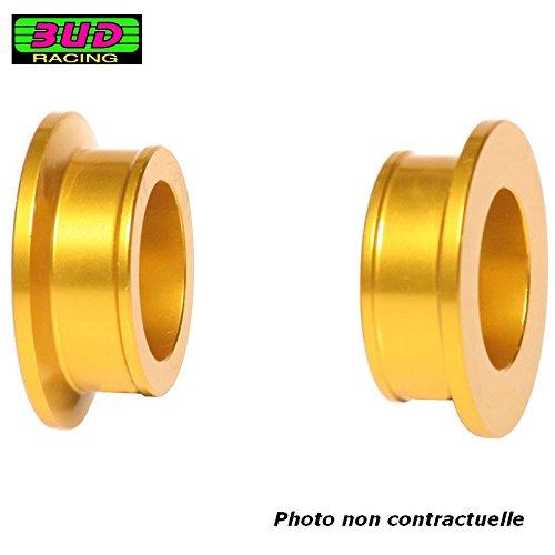Cuñas para Rueda delantera Bud Racing Suzuki 125 250 RM 00 - 08: Amazon.es: Coche y moto