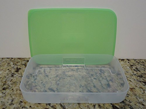 [Tupperware Freezer Mates 2.25 Cup Lime Green Seal] (Tupperware Freezer Mates)