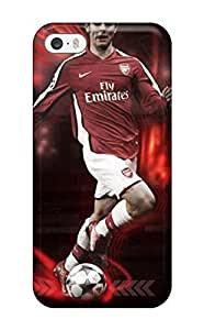 Awesome Design Jack Wilshere Hard Case Cover For Iphone 5/5s(3D PC Soft Case)