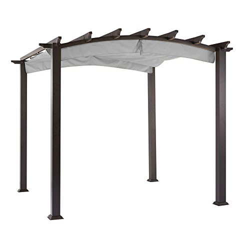 Garden Winds Replacement Canopy for The Hampton Bay Arched P