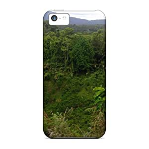 Hot Snap-on Punggur Hill Hard Covers Cases/ Protective Cases For Iphone 5c