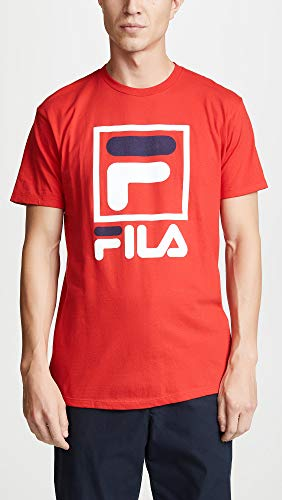 Fila Men's Stacked T-Shirt