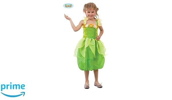 Disfraz de Campanilla niña 7-9 años: Amazon.es: Juguetes y juegos