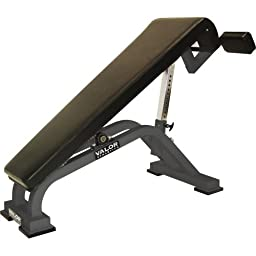 Valor Fitness DF-1 Decline/Flat Bench