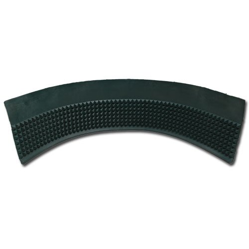 Brybelly Holdings GCRA-001 Craps Pyramid Bumper Rubber 48 in.x11 in.