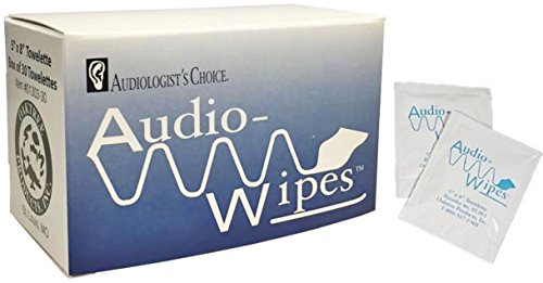Disinfectant Towelettes (Audiowipes Disinfectant Towelettes 30 per box)
