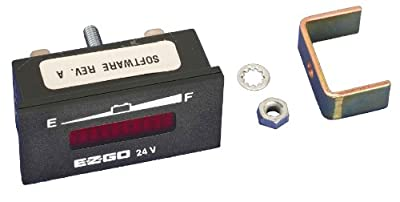EZGO 33636G02 State of Charge Meter, 24-volt