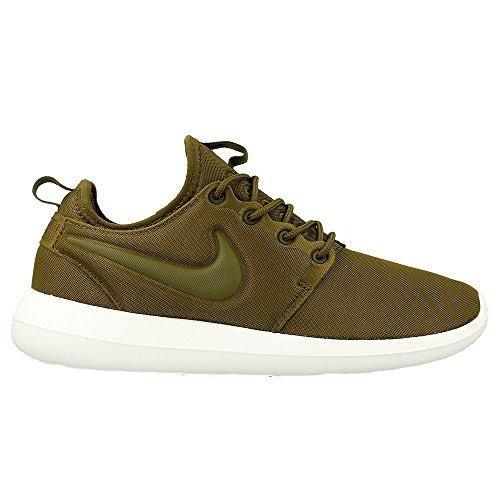 Nike Dames Roshe Two Loopschoen Zwart 300