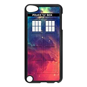 WEUKK Doctor Who Tardis iPod Touch 5 cases, personalized phone case for iPod Touch 5 Doctor Who Tardis, personalized Doctor Who Tardis cover case