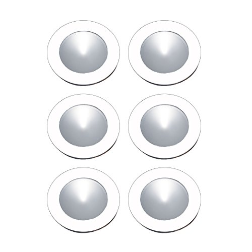 Cornerstone Lighting A706DL/40 Ursa Collection 6 Light Disc Light Kit, White