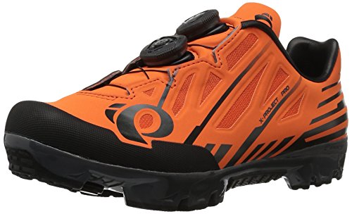 Pearl Izumi x-Project Pro Cycling-Footwear, Screaming Orange/Black, 40.5 EU/7.3 D US