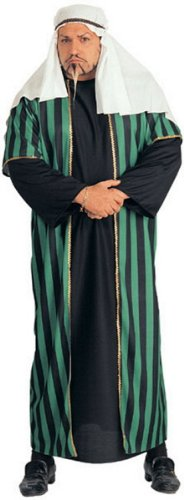 Arab Sheik Plus Size Costume - Plus (Arab Sheik Costume)