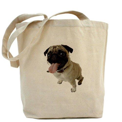 CafePress–diseño de CARLINO–Gamuza de bolsa de lona bolsa, bolsa de la compra