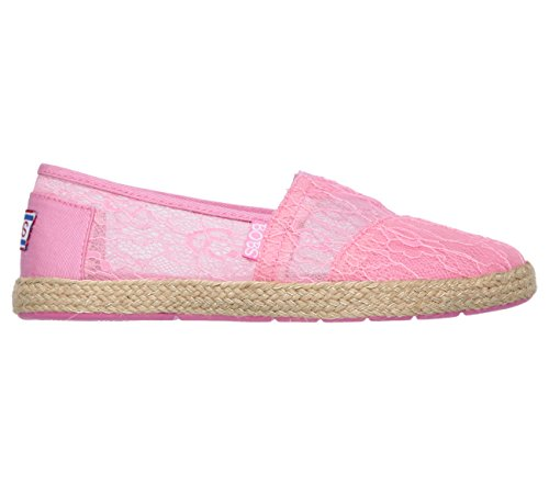 Skechers Flexpadrille - Pool Party - Zapatos para mujer Pink