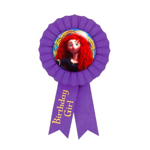 Bravo Awards (Disney Brave Award Ribbon Party Accessory)