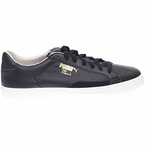 Puma Mens Match Vulc Shoes Nero