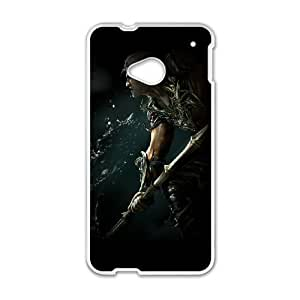 Hotline Miami HTC One M7 Cell Phone Case White gift pjz003-3901104