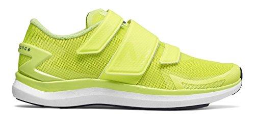 宿題をする頬骨センブランス(ニューバランス) New Balance 靴?シューズ レディーストレーニング NBCycle WX09 Solar Yellow with White イエロー ホワイト US 12 (29cm)
