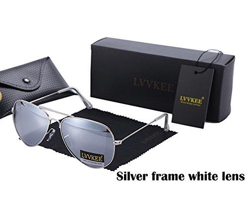 Buy rayban caravan silver