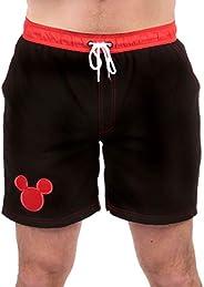 Disney Mens Mickey Mouse Swim Shorts