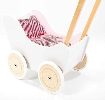 Puppenwagen Doll Pram Doll/´s Pram PELICAN MIT BETW/ÄSCHE