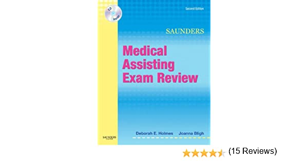 Saunders medical assisting exam review 2e 9781416024408 saunders medical assisting exam review 2e 9781416024408 medicine health science books amazon fandeluxe Gallery