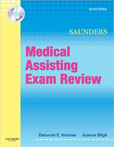 Saunders medical assisting exam review 2e 9781416024408 saunders medical assisting exam review 2e 2nd edition fandeluxe Gallery