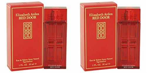 Elizabeth Arden Red Door Eau De Toilette Spray - Elizǻbeth Arděn Rëd Dőor Perfúme For Women 1 oz Eau De Toilette Spray + a FREE 6.7 oz Hand & Body Cream (PACKAGE OF 2)